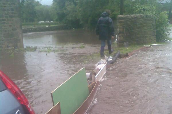 Acomb Flooding
