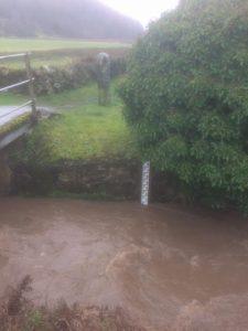 Birkey Burn Flooding