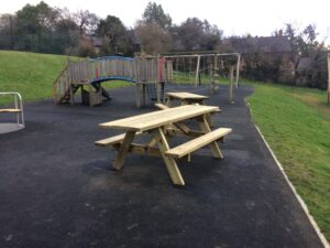 Play area seating